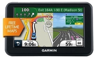 "Garmin Nuvi 40LM Portable GPS with 4.3"" Touch Screen"