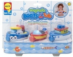 All Alex Bath Toys