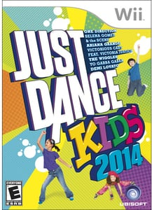 Just Dance Kids 2014 (Wii)