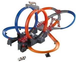 Hot Wheels Mega Loop Set