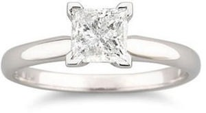 1 ct. tw. Diamond Solitaire Ring