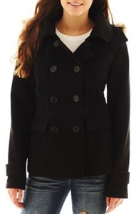 Women's Hooded Trimmed Jacket