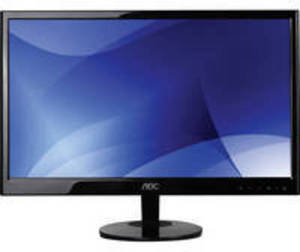 "AOC 22"" HD LED Monitor"