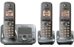 Panasonic  Plus Expandable Phone Sytem w/ Answering Machine