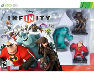 Disney Infinity Start Pack (All Version)
