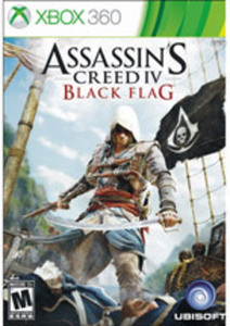 Assassin's Creed Black Flag (PS3 or Xbox 360)
