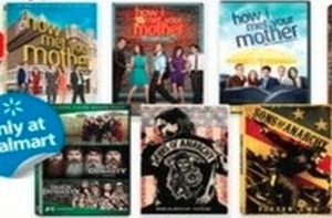 Select Complete TV Seasons DVDs (Over 96 Titles)