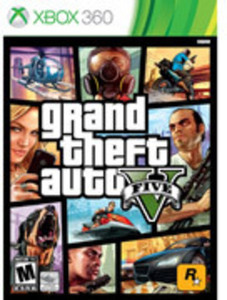 Grand Theft Audo V (Xbox 360 or PS3)