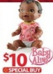 Baby Alive, Baby All Gone