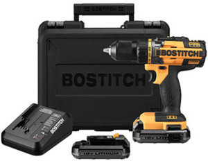 Bostitch 18-Volt Drill (Friday Only)