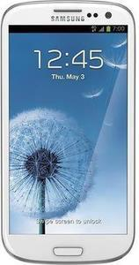 Samsung Galaxy S III 4G No-Contract Mobile Phone - White