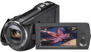Sony HDR-CX220 HD Flash Memory Camcorder - Black