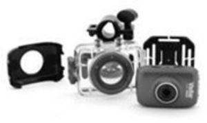 Vivitar 12.1MP Digital Action Camcorder w/ Waterproof Case