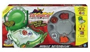 Beyblades Shogun Steel Mobile Beystadium
