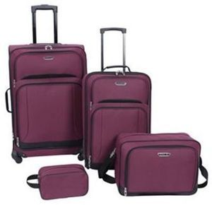 Prodigy 4-Piece Luggage Set