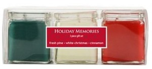 Holiday Memories 3pc Set