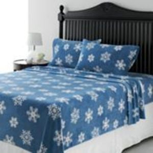 Home Classics Microfleece Twin Sheet Sets