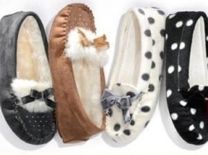 All Mocassins Slippers
