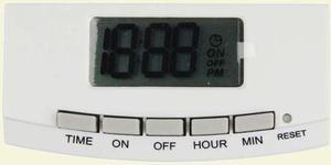 Defiant 15 Amp Digital Indoor Plug-In Timer (2-Pack)