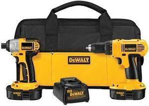 Dewalt 18V 2-pc. Combo Kit