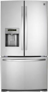 Kenmore  25 cu. ft. French Door Bottom-Freezer Refrigerator