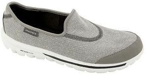 Women's Skechers GOwalk Casual Athletic Shoe - Grey