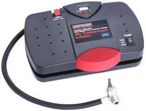 Craftsman 12V Portable Inflator w/ Digital Tire Pressure Gauge
