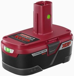 Craftsman C3 19.2 Volt XCP Lithium-Ion Battery