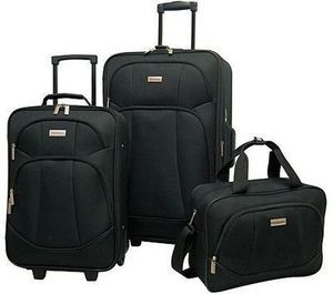 Forecast Fiji 3PC Luggage Set