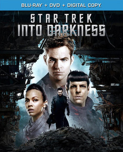 Star Trek Into Darkness Blu-ray or DVD