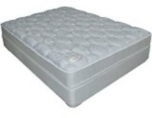 Therapedic Perfection Pillow-Top Queen 2-Piece Mattress Set
