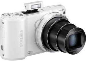 Samsung WB250FBPWUS 14.2MP Smart Camera