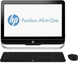 "HP All-In-One 23"" 500GB AMD Quad-Core A6-5200 PC"