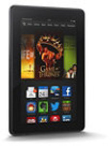 "Kindle Fire HDX 7"" 16GB Wi-Fi Tablet"