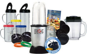 Magic Bullet 26-piece Blender Set