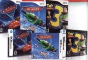 Disney Video Games 3-Pack
