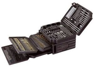 909 Tools 300-Piece Ultimate Super Drill Bit Set