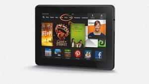"Kindle Fire HDX 7"" 16GB"
