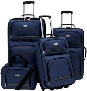 Brayton 4 pc  Luggage Set
