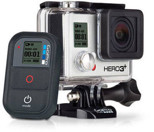 GoPro HD3+ Adventure Camera