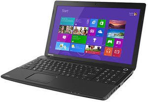 Toshiba Satellite Laptop w/ AMD CPU