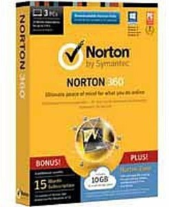 Norton 360 PC Security - 15 Months