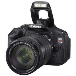 Canon EOS Rebel T3i 18MP Digital SLR Camera with 18-55mm IS II Lens Kit