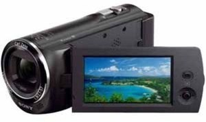Sony HDR-CX220 HD Handycam Video Cam (Black)