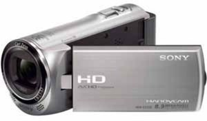 Sony HDR-CX220 HD Handycam Video Cam (Silver)