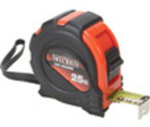 "Wel-Bilt 1""x25' Tape Measure"