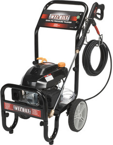 Wel-Bilt Vertical Gas-Powered Pressure Washer