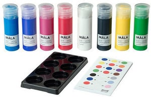 MALA Paints 8 Pack