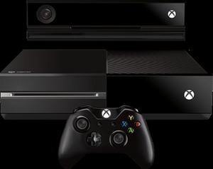 Xbox One with Kinect Sensor