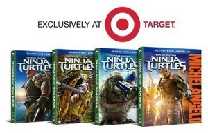 Teenage Mutant Ninja Turtles (Blu-ray/DVD/Digital) w/ Bonus Blu-ray Disc